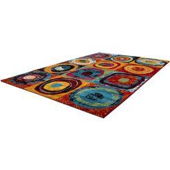 vloerkleed, »lima 307«, lalee, rechthoekig, hoogte 15 mm, machinaal geweven multicolor