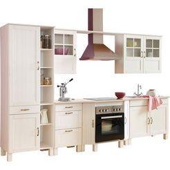 keukenblok »alby« breedte 325 cm wit