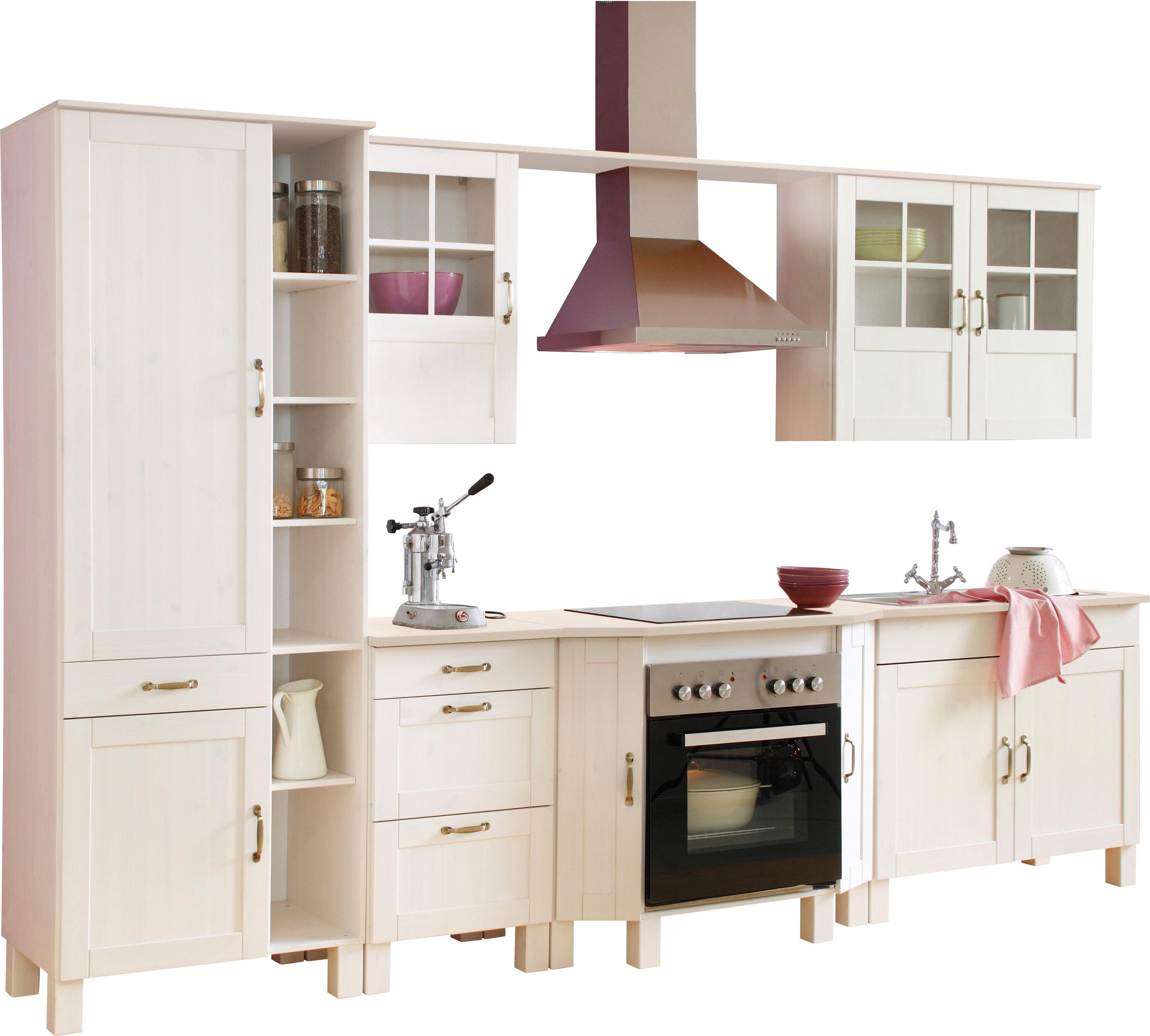 Home affaire Keukenblok »Alby« breedte 325 cm nu online bestellen