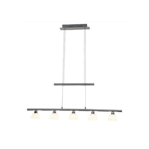 BRILLIANT Hanglamp incl. LED-lampen 5 fittingen