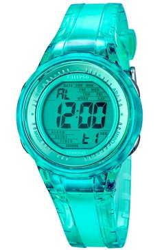 calypso chronograaf »k5688-4« groen