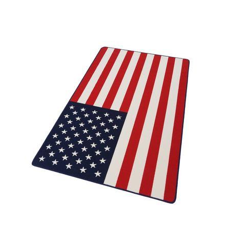 HANSE HOME Designkarpet USA-vlag