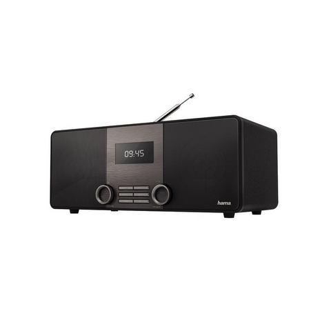 Hama digitale radio FM-DAB-DAB+ DIR 15010 met bluetooth