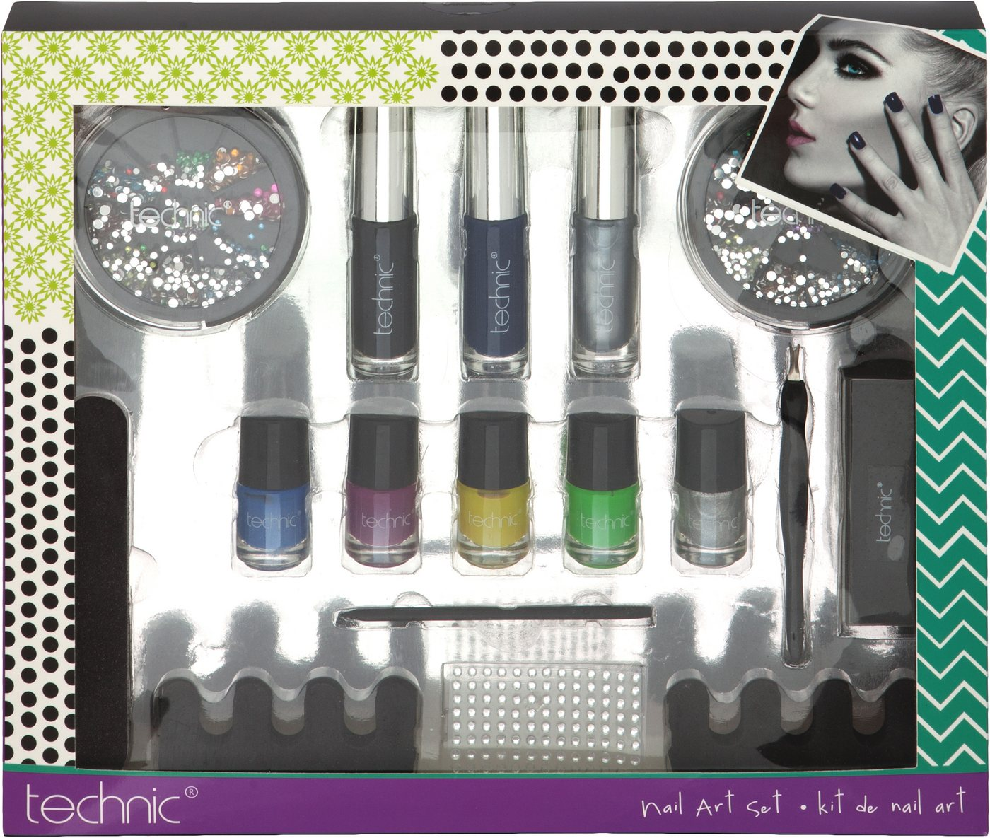 NU 20% KORTING: »Totally Nails« nagellakset