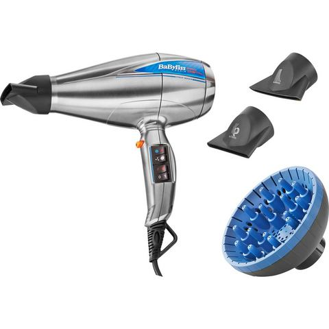 BaByliss 6000E Pro Digital Dryer