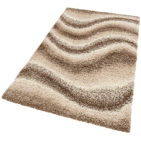 Hoogpolig vloerkleed, MY HOME, »Izmir«, hoogte 52 mm, geweven