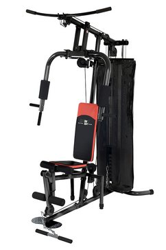 fitnessstation, christopeit, 'sp 10' zwart