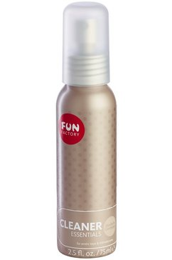 fun factory sextoy cleaner »cleaner« goud