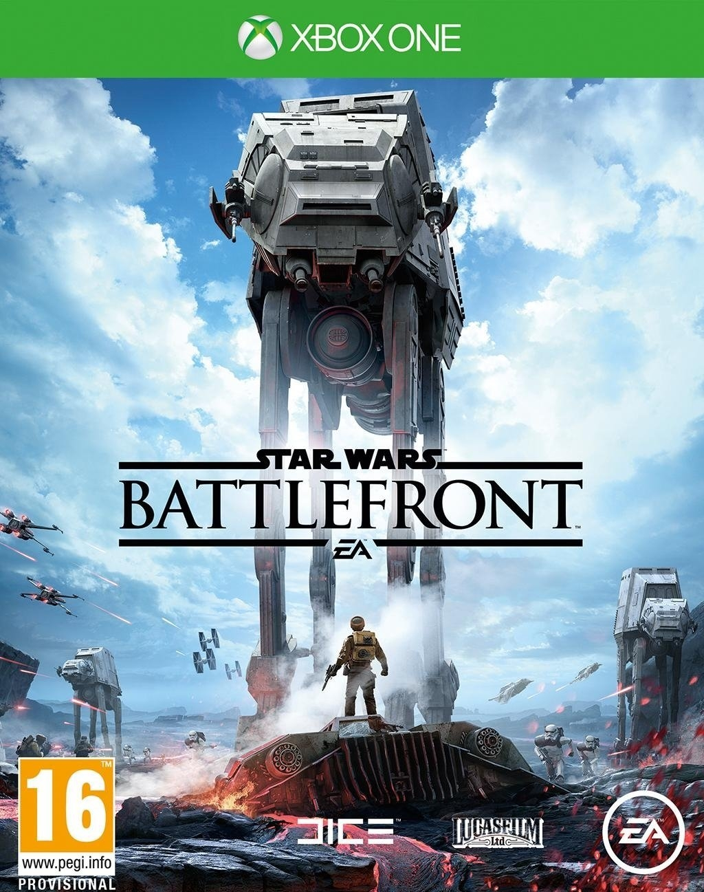 xbox one star wars battlefront online shop otto. Black Bedroom Furniture Sets. Home Design Ideas