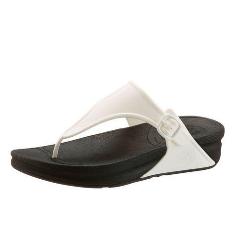 Schoen: FitFlop teenslippers