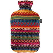 fashy kruik 6757 25, 2,0 l met hoes in peru-design multicolor