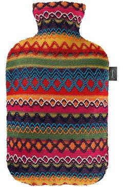kruik 6757 25, 2,0 L met hoes in Peru-design