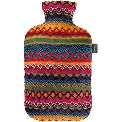 fashy kruik 6757 25 met overtrekstof in peru-design multicolor