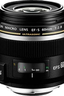 EF-S 60mm f2.8 Macro USM Macro Objectief