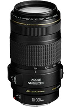 EF 70-300mm f/4-5.6 IS USM Telezoom Objectief