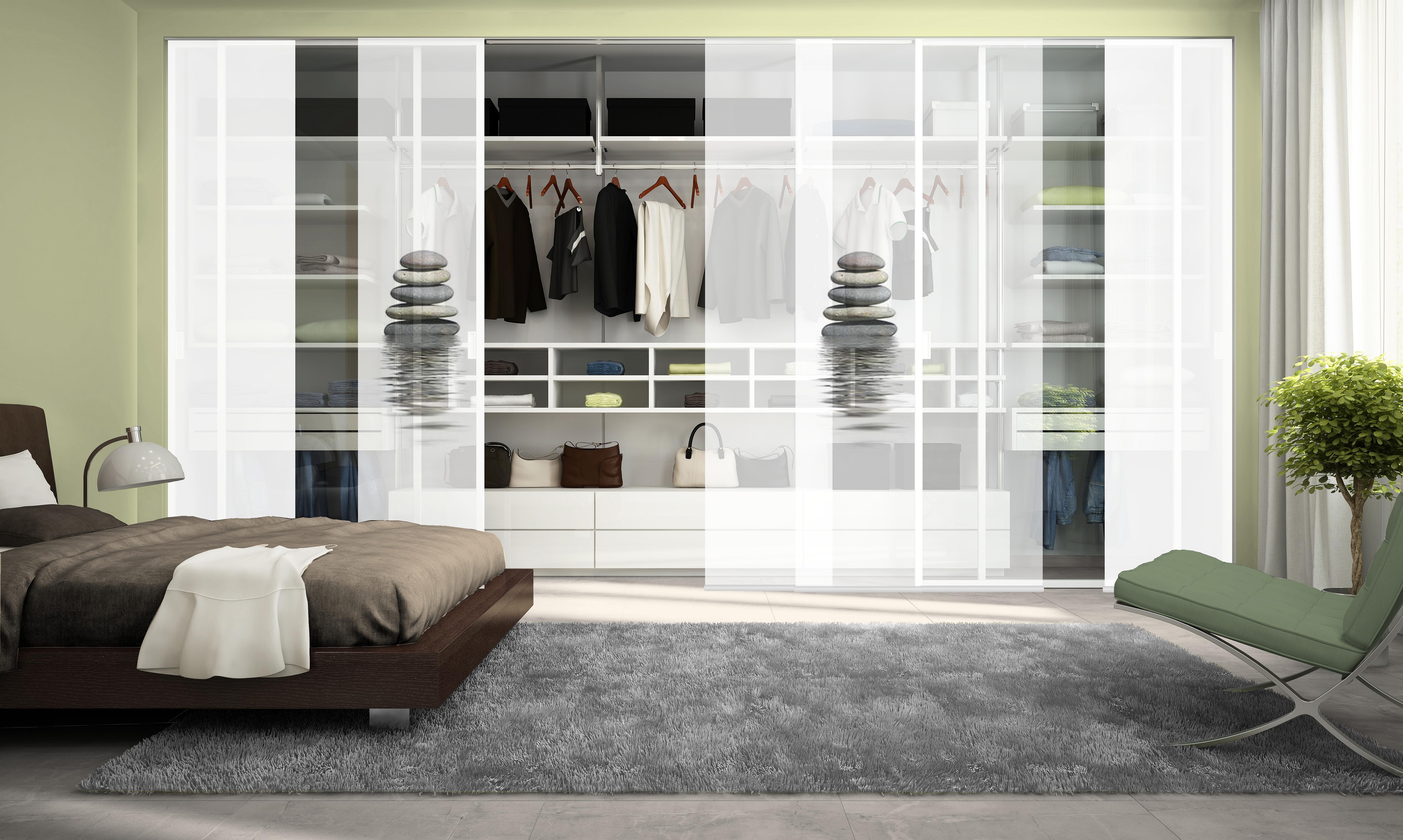 Paneelgordijn home wohnideen bazzy per stuk met for Wohnideen accessoires