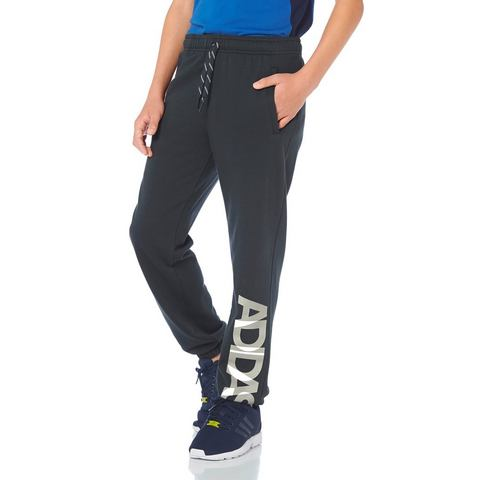 ADIDAS PERFORMANCE Joggingbroek LOCKER ROOM BRAND