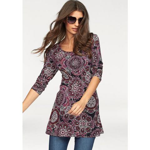BOYSEN'S Tuniekshirt met allover-print