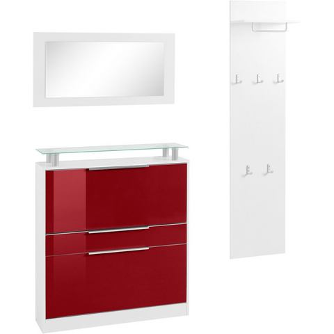 Complete garderobes Garderobeset Rena 1 3-delig 226059