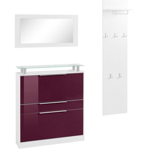Complete garderobes Garderobeset Rena 1 3-delig 226316