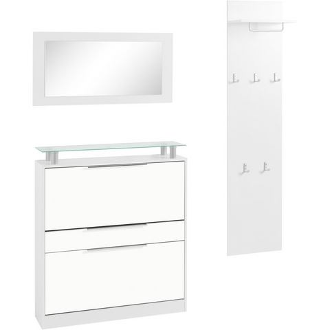 Complete garderobes Garderobeset Rena 1 3-delig 266689