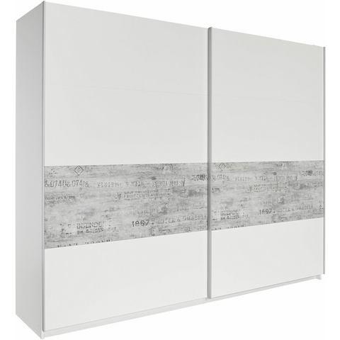 Kledingkasten RAUCH Zweefdeurkast naar keuze met spiegel 247204