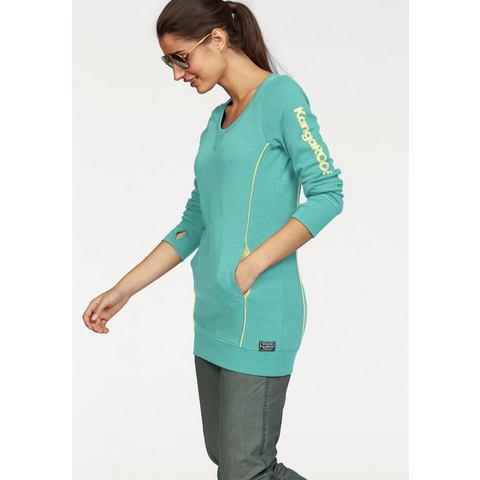 KANGAROOS Sweatshirt met contrastdetails