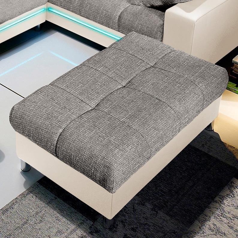hockerbank vrij plaatsbaar in de online winkel otto. Black Bedroom Furniture Sets. Home Design Ideas