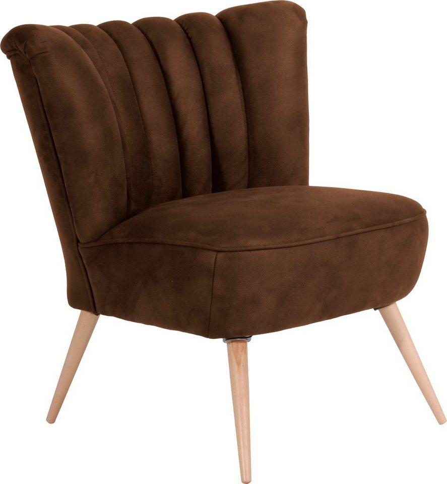 MAX WINZER® fauteuil Aspen, in retro-look
