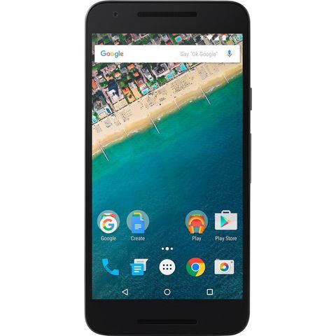 LG Nexus 5X 16GB, 13,2 cm (5,2 inch) Display, LTE (4G), 12,3 Megapixel, NFC