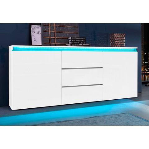Dressoirs Tecnos sideboard breedte 180 cm 332218