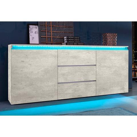 Dressoirs Tecnos sideboard breedte 180 cm 427317