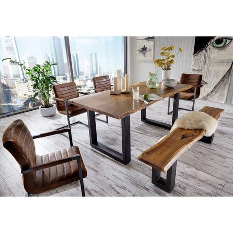 HOME AFFAIRE Eettafel van 180 cm breed