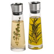 blomus olie-en-azijnstel alinjo (set, 2-delig) wit