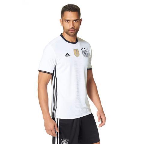 Voetbalshirt replica thuisshirt Duitsland 2016 voor volwassenen