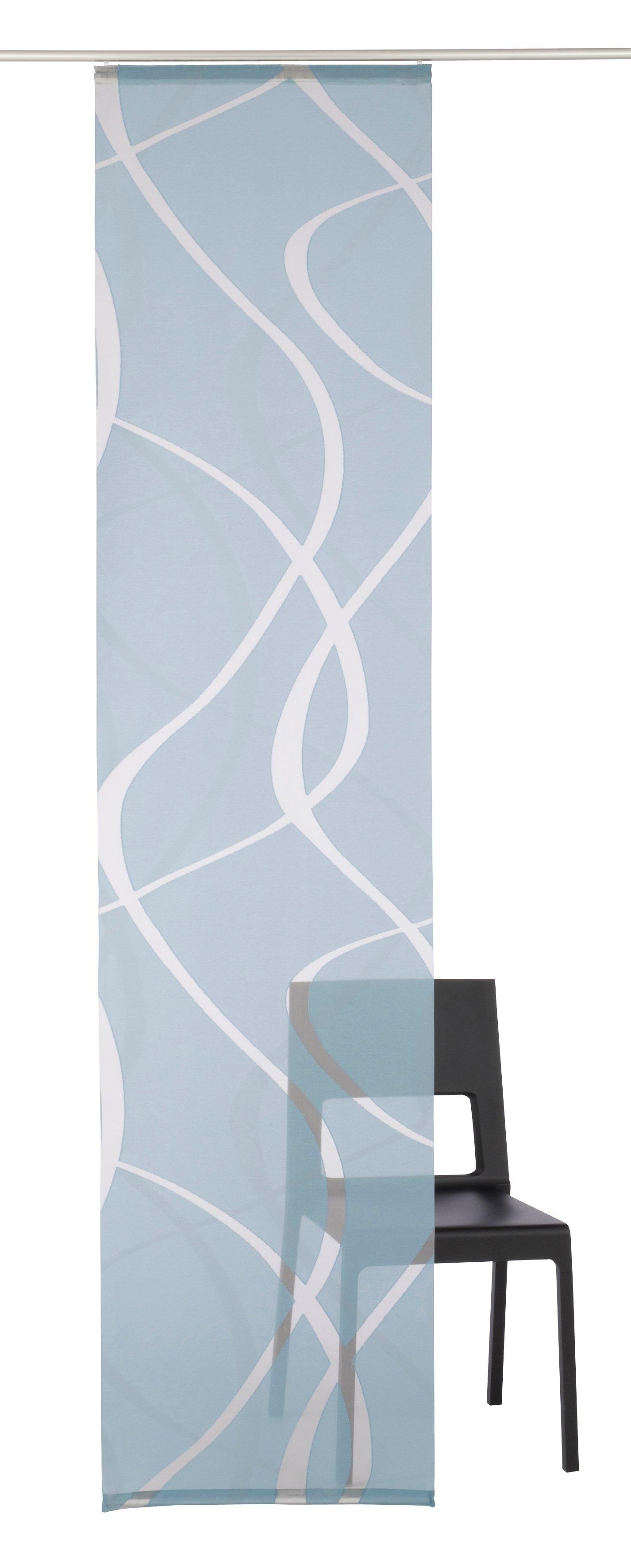 Neutex for you! paneelgordijn Rumbek inclusief bevestigingsmateriaal, breedte: 57 cm (1 stuk) nu online kopen bij OTTO