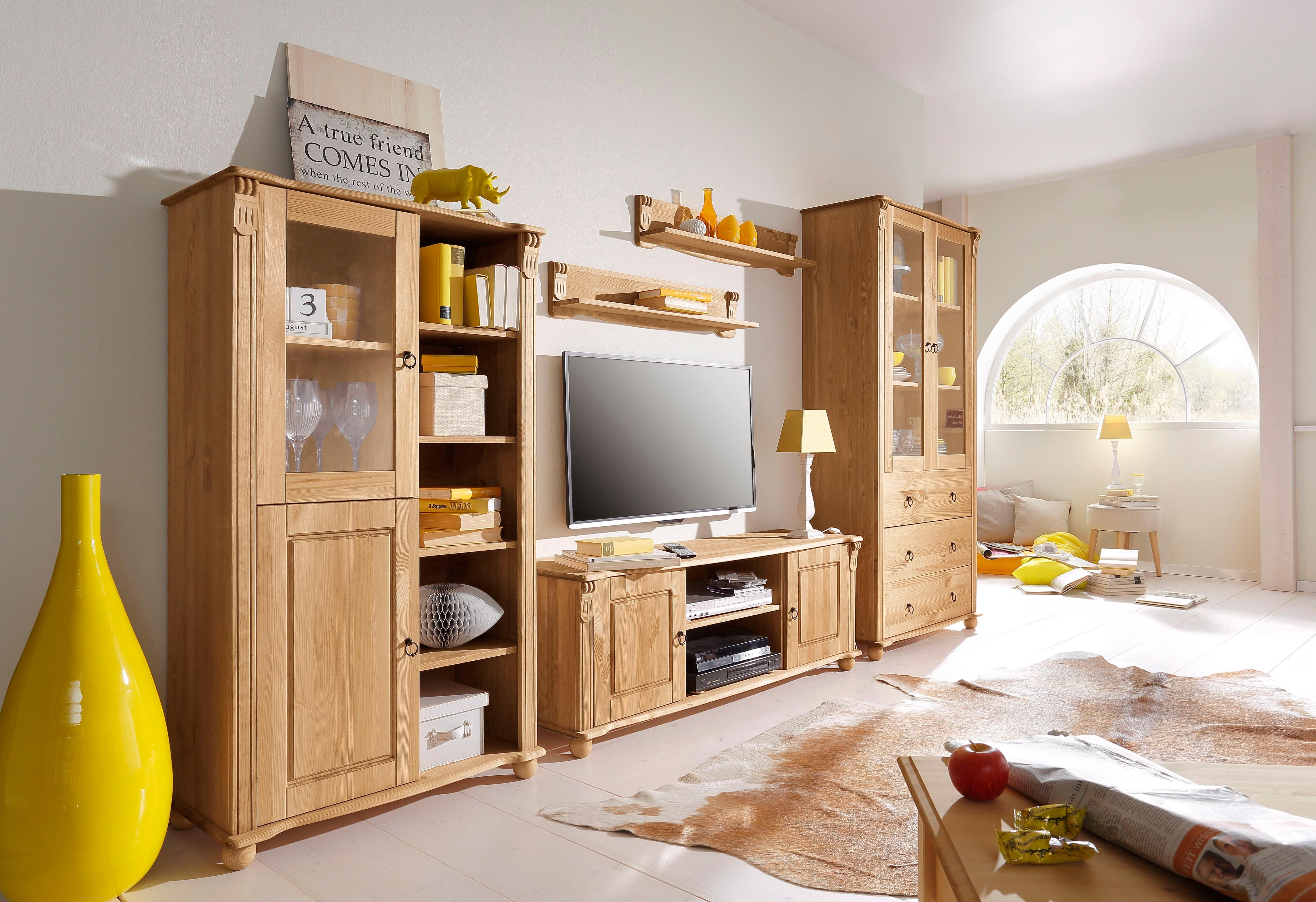 Home Affaire Wandmeubel Ferrera 5-delig - verschillende betaalmethodes