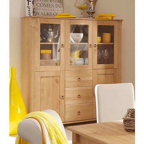 HOME AFFAIRE Highboard Ferrera 127 cm breed