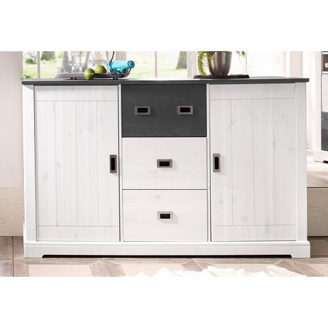 Dressoirs HOME AFFAIRE Sideboard List 160 cm breed 497796