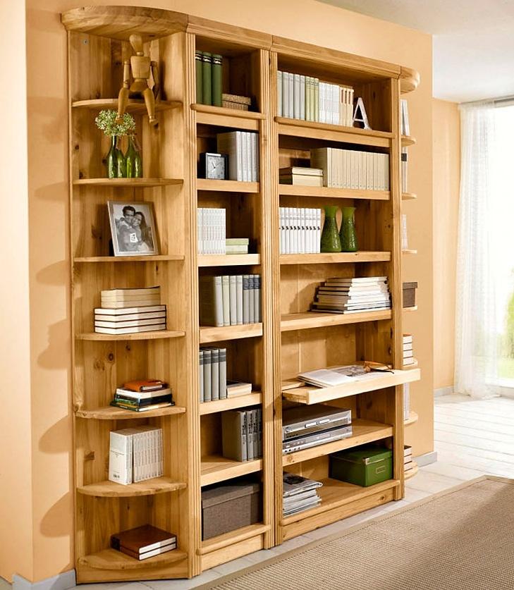 Boekenkast \'serie Soeren\', met 5 of 6 planken