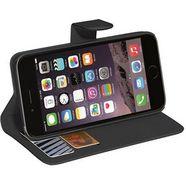 pedea gsm-hoesje »book cover classic apple iphone 6s« zwart