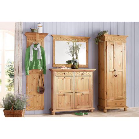 Complete garderobes HOME AFFAIRE 4-dlg halmeubelset Helma 225445