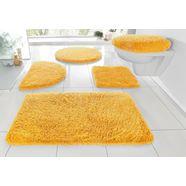 badmat »merida«, my home, hoogte 32 mm, met antislip-coating, geschikt voor vloerverwarming geel