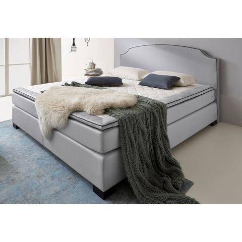 ATLANTIC HOME COLLECTION boxspring incl. topmatras