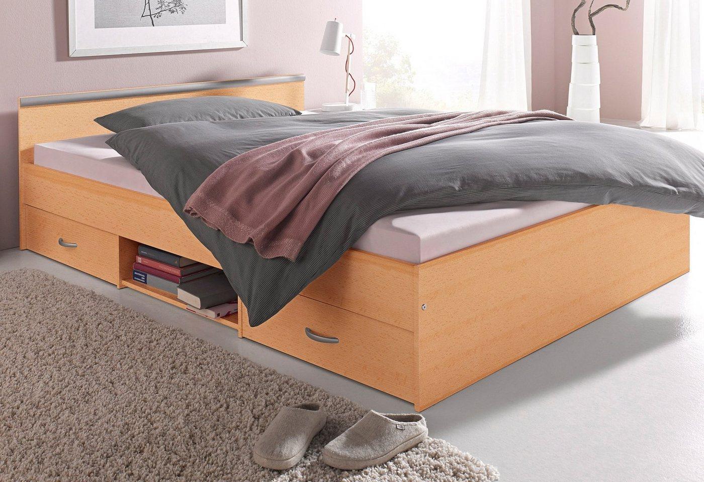 PARISOT Bed met bergruimte