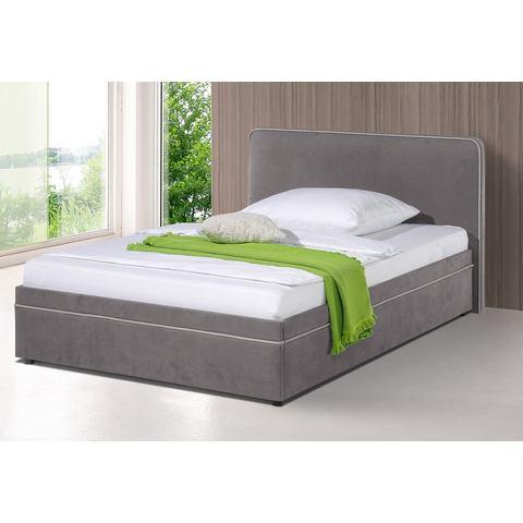 MAINTAL Bed in 6 uitvoeringen 5 zones koudschuim hardheid 3 grijs Maintal 621794