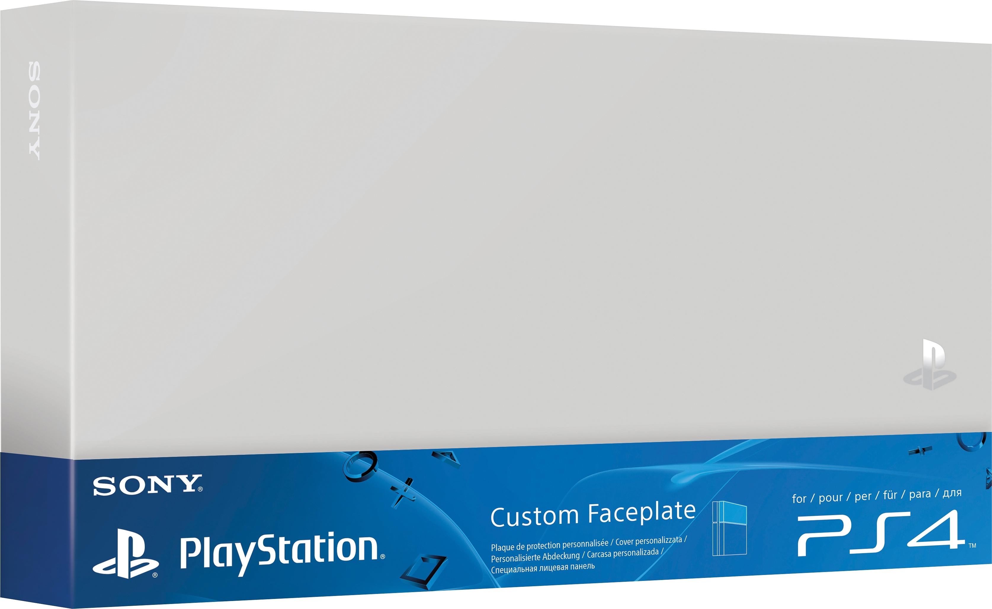 PlayStation 4 PS4-cover hoogte 10,85 cm - gratis ruilen op otto.nl