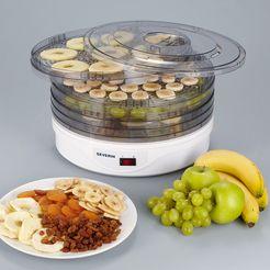 severin voedseldroogautomaat od 2940 wit