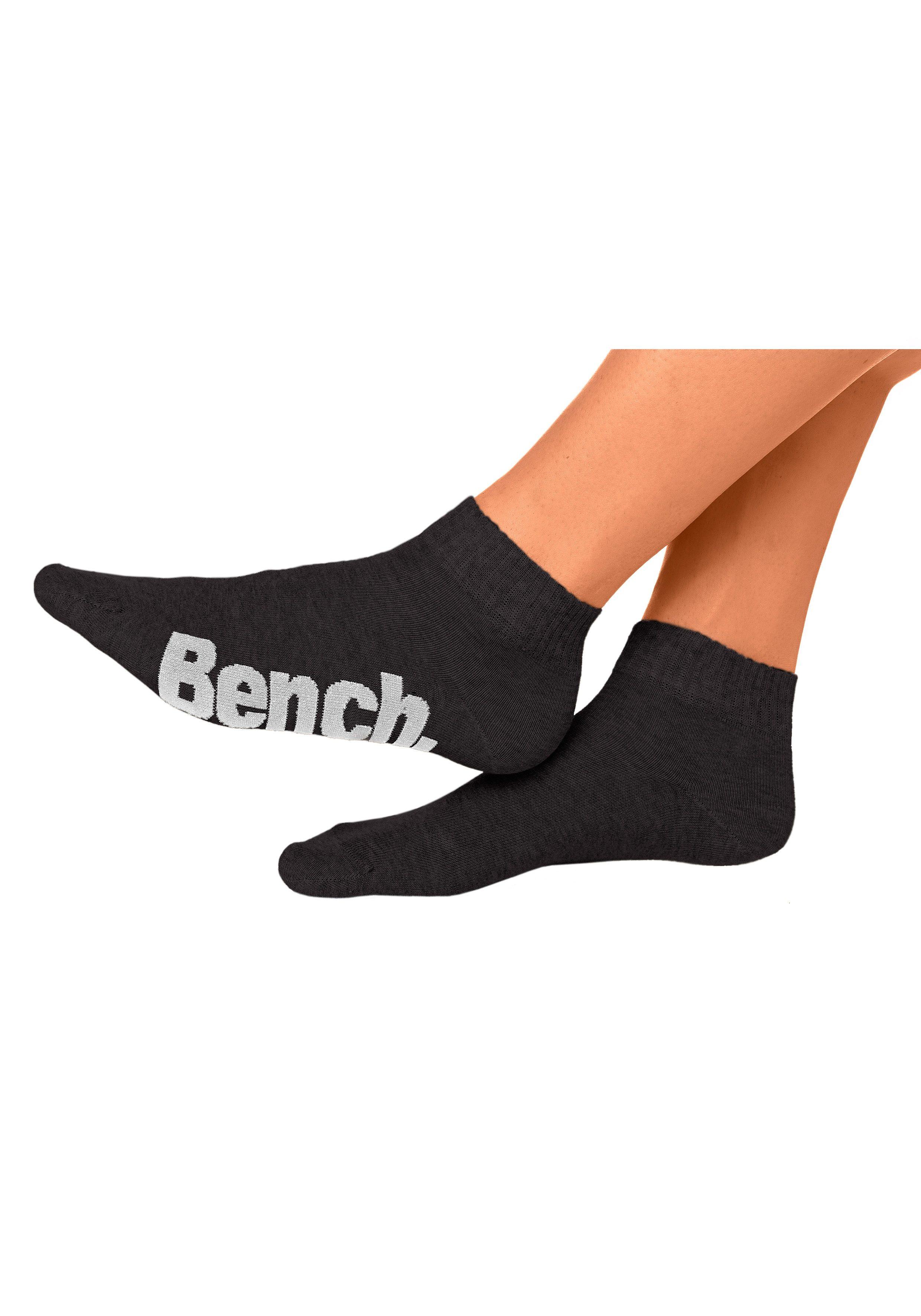 Klassieke Korte Heren-sokken (3 Paar), Bench, Mêleekwaliteit, Met Prettige Ribboord Online Shop - Geweldige Prijs