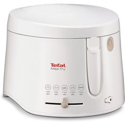 friteuse, tefal wit